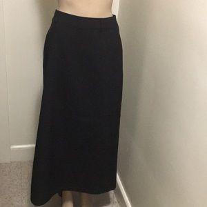 J. Crew A-Line Maxi Skirt